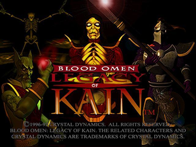 Blood Omen: Legacy of Kain – Download - Download