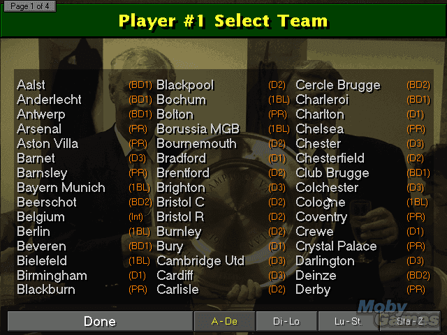Championship Manager: Season 97/98 – Download - Download