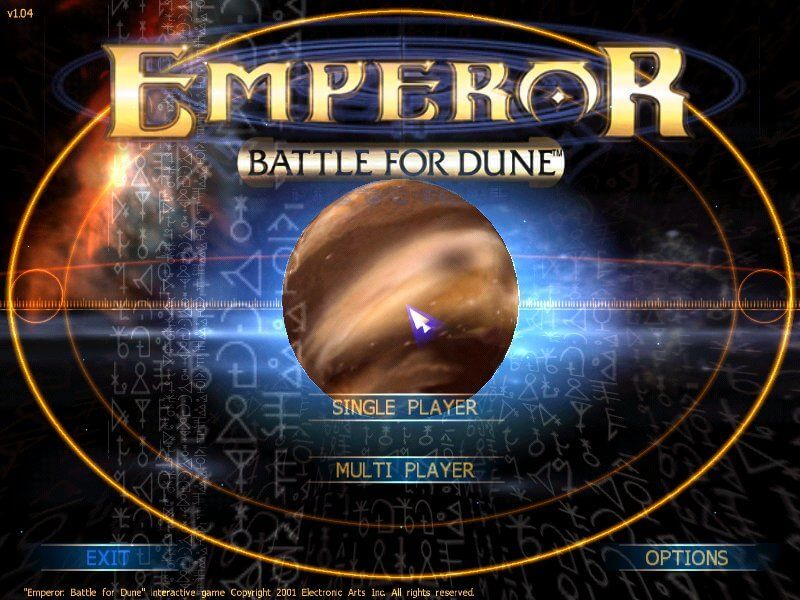 Emperor: Battle for Dune - Download