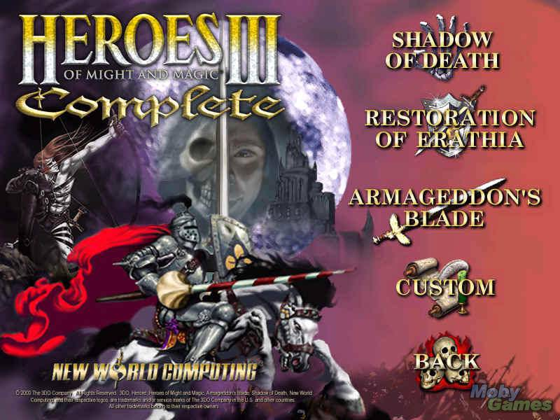 Heroes of Might and Magic III: Complete - Collector′s Edition - Download
