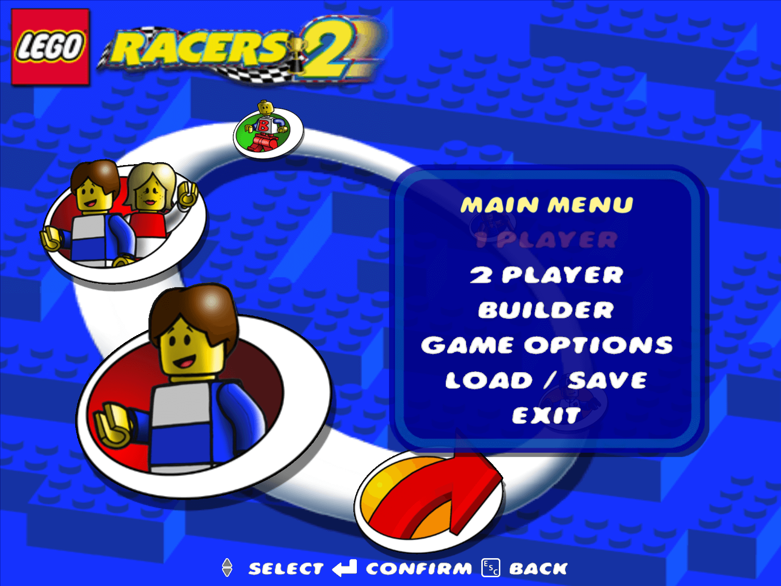 LEGO Racers 2 – Download - Download