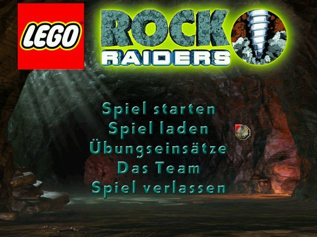 LEGO Rock Raiders – Download - Download