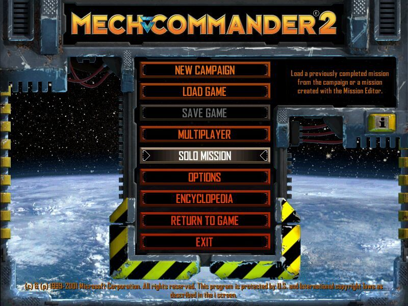 MechCommander 2 – Download - Download