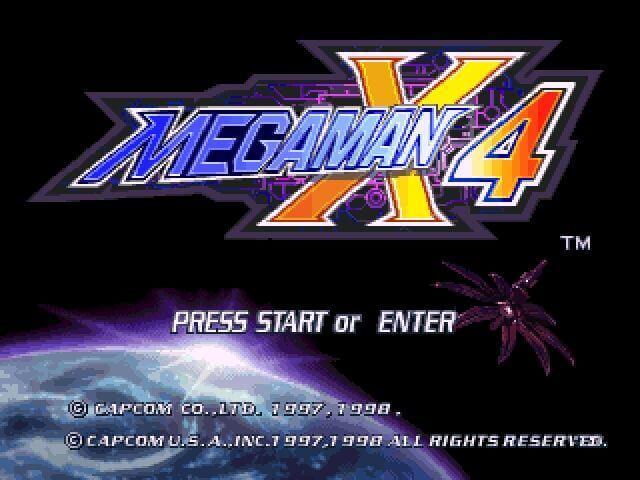 Mega Man X4 – Download – Full PC Games – CueFactor