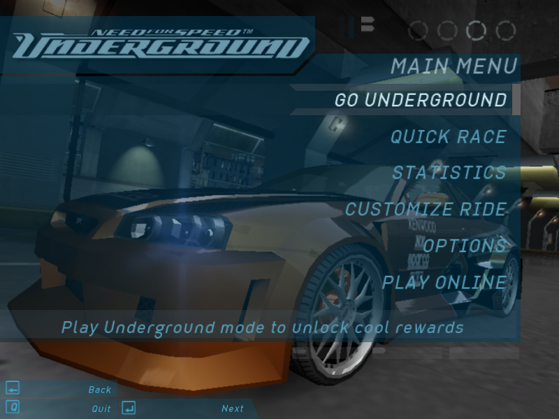 Need for Speed: Underground – Download – Full PC Games