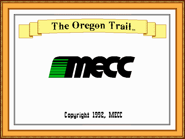 Oregon Trail Deluxe – Download - Download