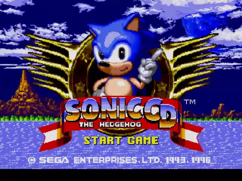 Sonic CD – Download - Download