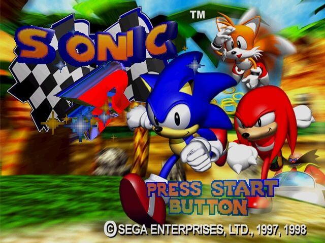 Sonic R – Download - Download