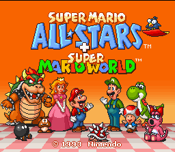 Super Mario All-Stars + Super Mario World – Download - Download