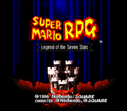 Super Mario RPG: Legend of the Seven Stars – Download - Download