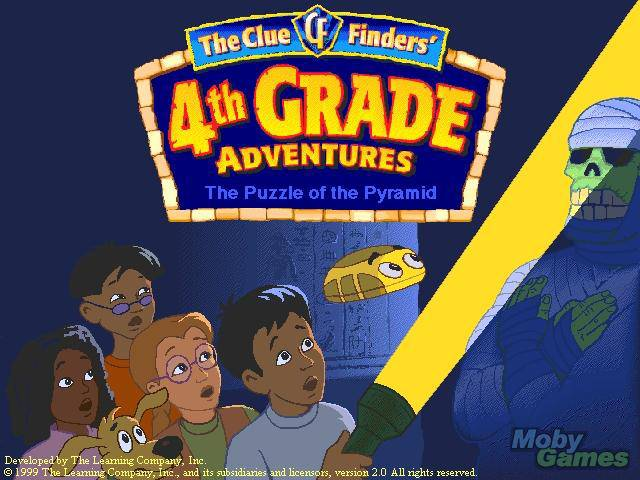 The ClueFinders: 4th Grade Adventures – Download - Download