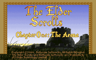 The Elder Scrolls: Arena – Download - Download