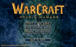 WarCraft: Orcs & Humans – Download - Download