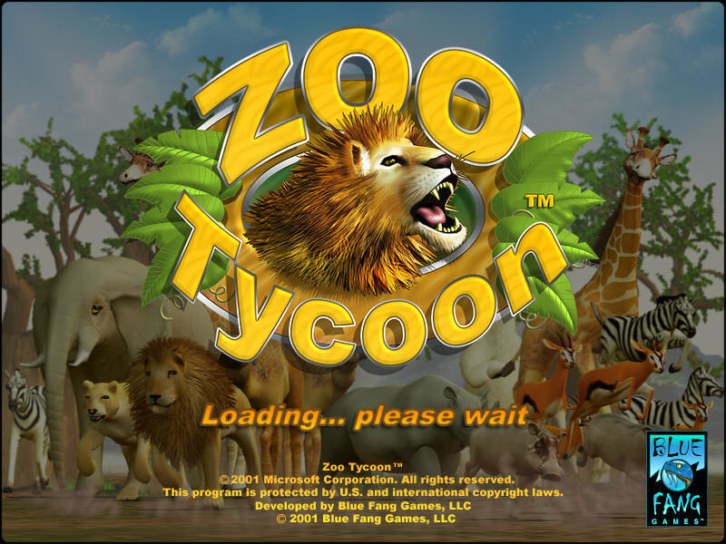 Zoo Tycoon – Download - Download