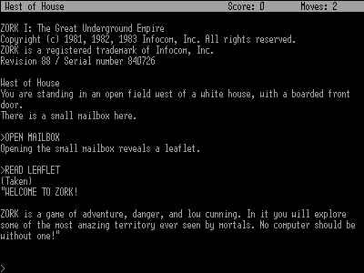 Zork: The Great Underground Empire – Download - Download