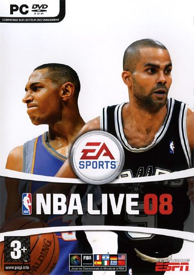 nba live 2008 free download full version for pc