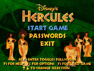Disney′s Hercules – Download