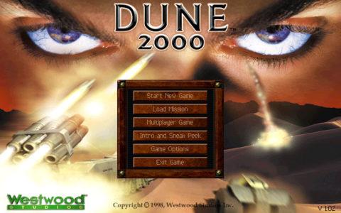 Dune 2000 – Download