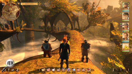 Drakensang: The Dark Eye + The River of Time