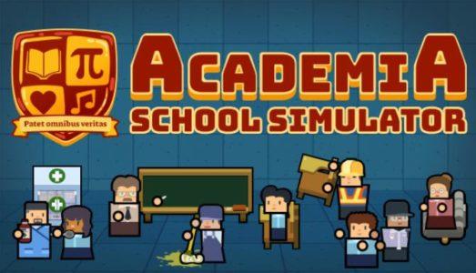 Academia : School Simulator (v0.2.91a) Download free
