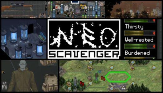 NEO Scavenger (v1.15) Download free