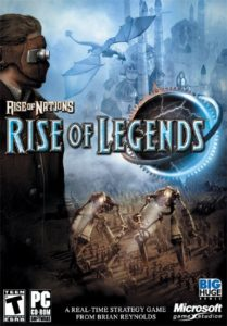 Rise of Nations: Rise of Legends Free Download