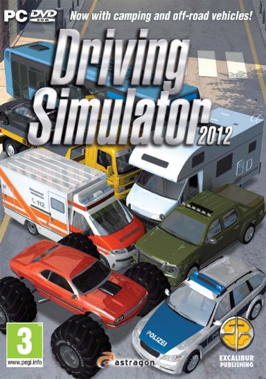 Driving Simulator 2012 Free Download