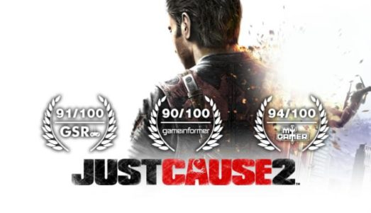 Just Cause 2 (Inclu ALL DLC) Download free