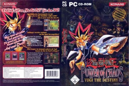 Yu-Gi-Oh! Power Of Chaos (Full 3 Games) Download free