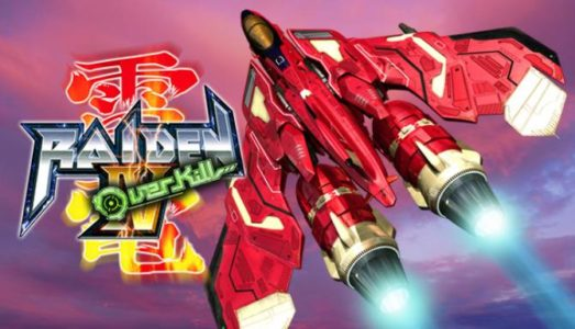 Raiden IV: OverKill Free Download