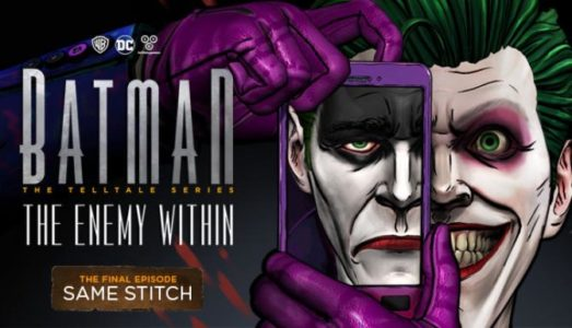 Batman: The Enemy Within The Telltale Series (Episode 1-5) Download free