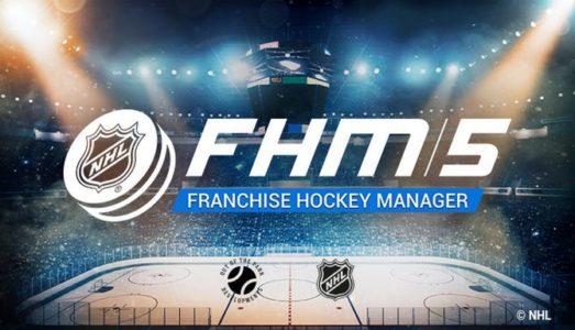 Franchise Hockey Manager 5 (v5.5.55) Download free