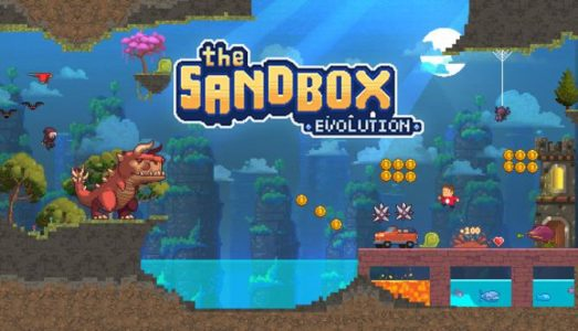 The Sandbox Evolution Craft a 2D Pixel Universe! (v1.4.4) Download free