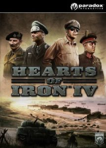 Hearts of Iron IV v1.3.3 (Inclu ALL DLC) Download free