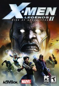 X-Men Legends II: Rise of Apocalypse Free Download