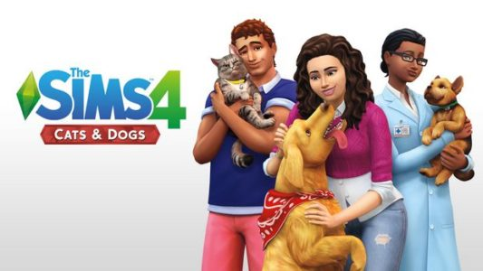 The Sims 4 Cats and Dogs (RELOADED) Download free