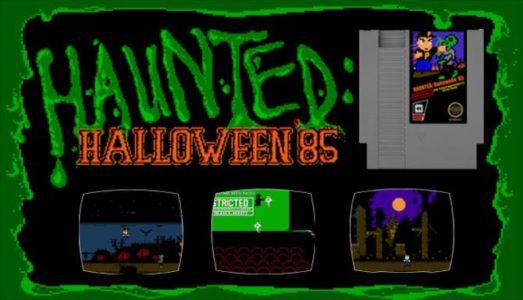 HAUNTED: Halloween 85 Original NES Game Free Download