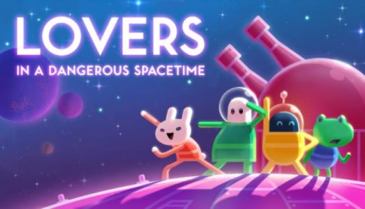 Lovers in a Dangerous Spacetime (v1.4.5) Download free