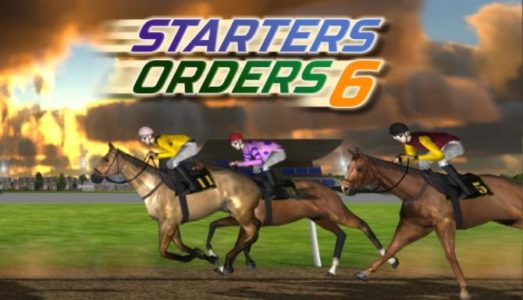 Starters Orders 6 Horse Racing Free Download
