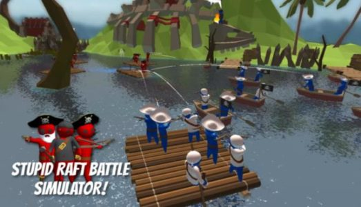 Stupid Raft Battle Simulator Free Download