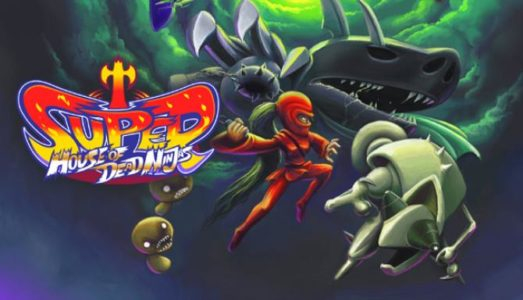 Super House of Dead Ninjas Free Download