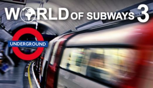 World of Subways 3 – London Underground Free Download