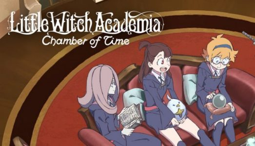 Little Witch Academia: Chamber of Time Free Download