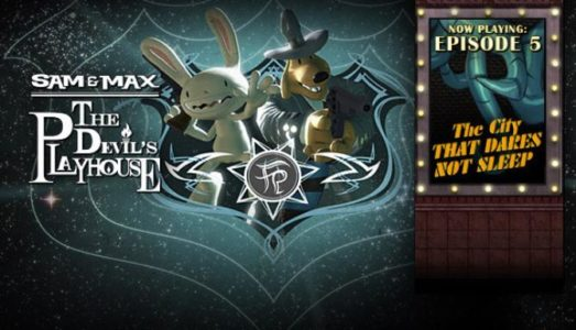 Sam and Max Complete Pack Free Download
