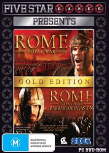 Rome Total War Gold Edition Free Download