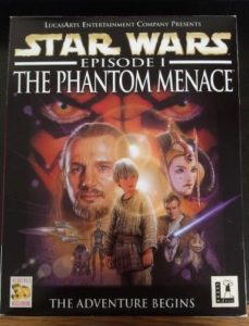 Star Wars Episode I: The Phantom Menace PC Free Download