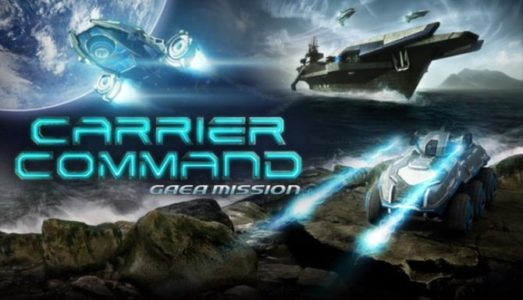 Carrier Command: Gaea Mission Free Download