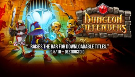 Dungeon Defenders (v8.4 ALL DLC) Download free