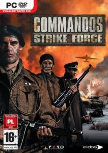 Commandos: Strike Force Free Download