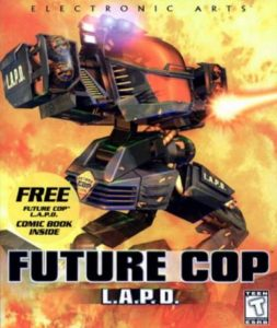 Future Cop: LAPD Free Download